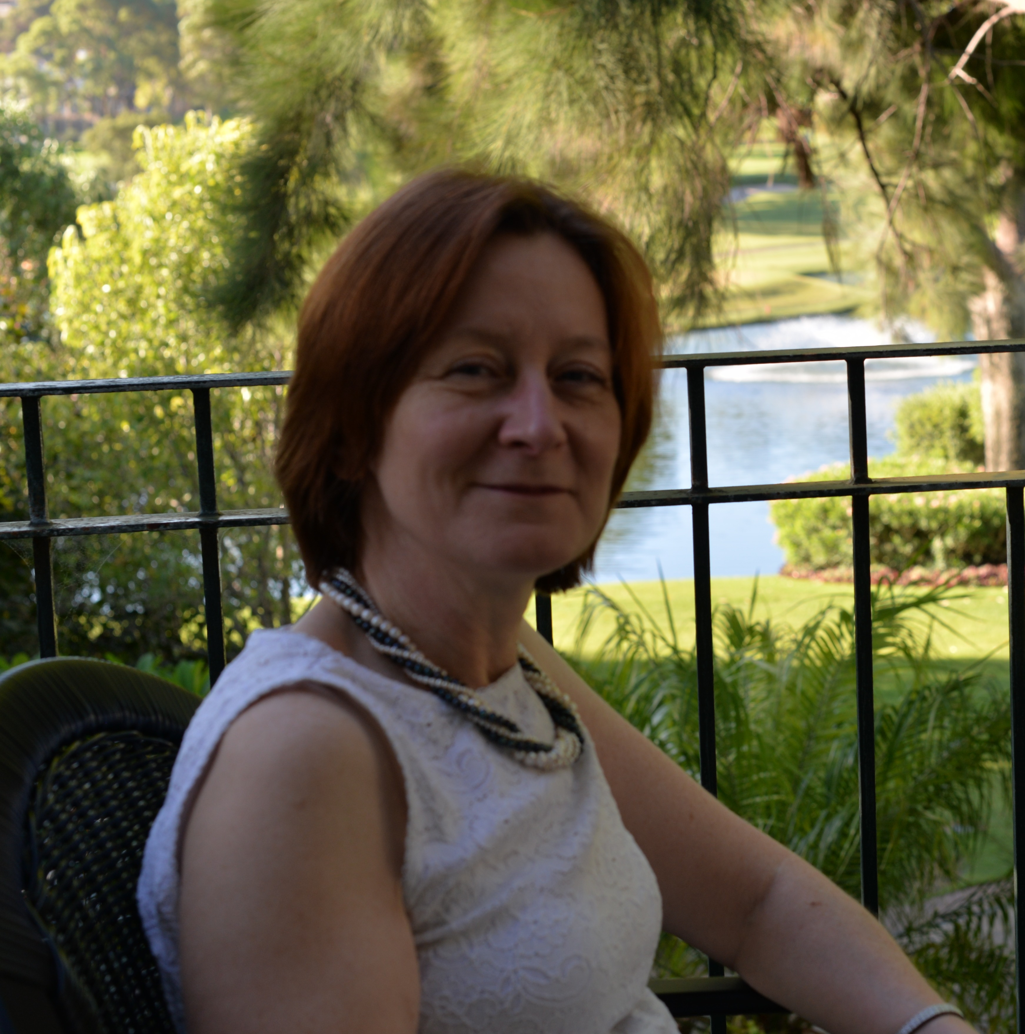 Photo of Karen Chapman