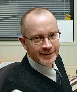 Photo of Paul Norman