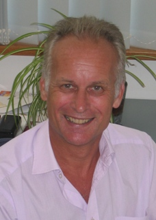 Photo of Simon Clarke