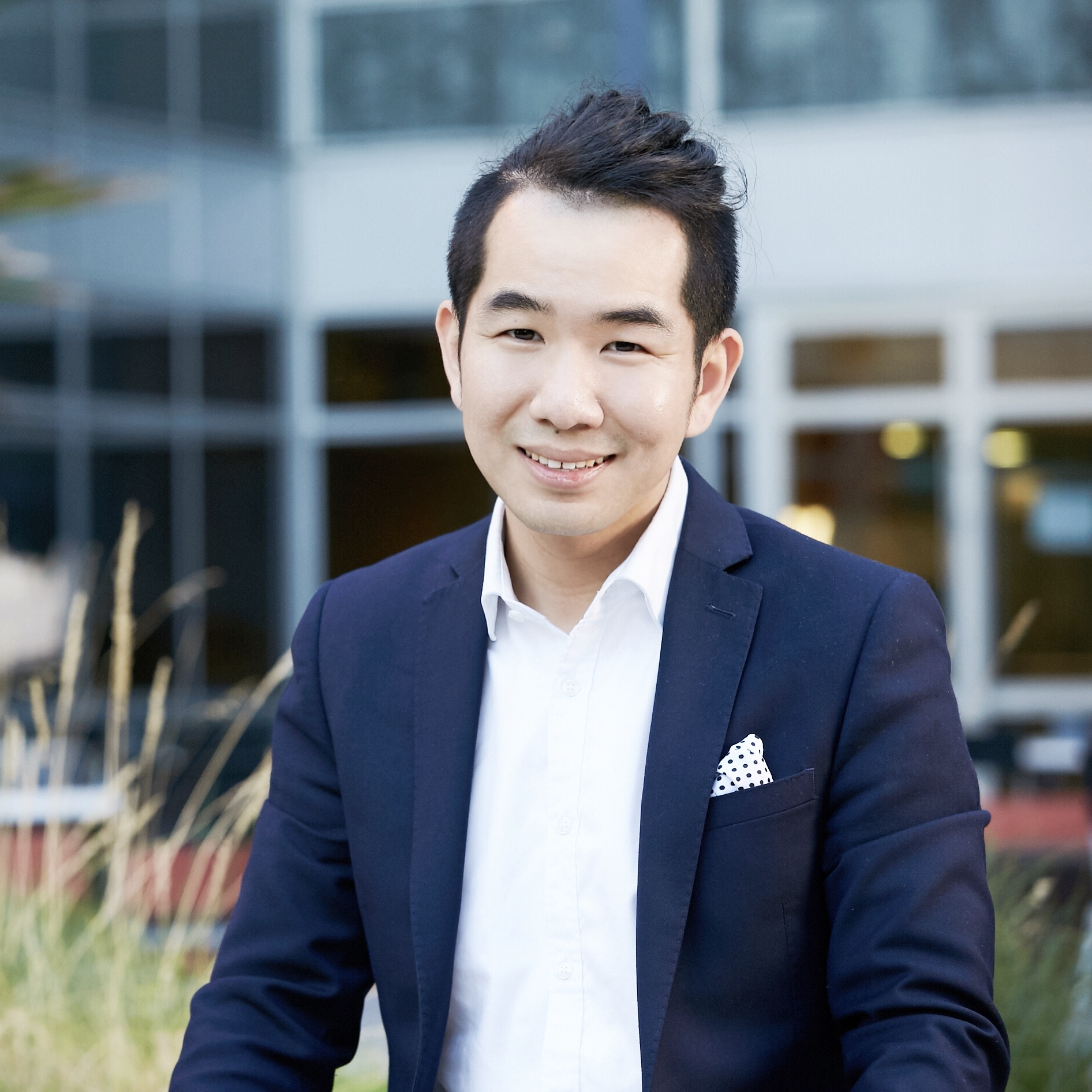Photo of Frank Liu