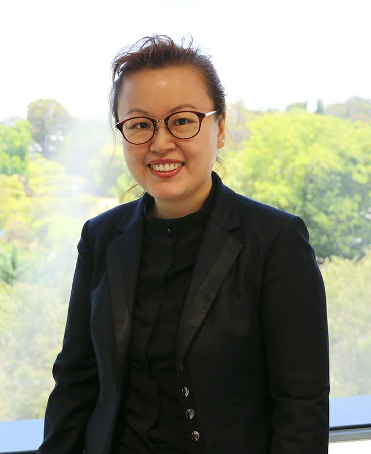 Photo of Elaine Wong