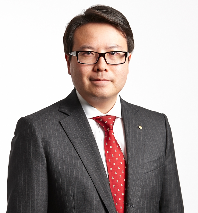 Photo of Andrew Lu